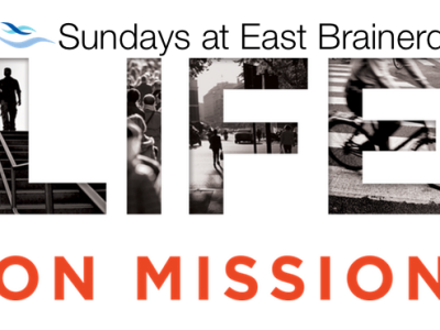 Life on Mission: Connect