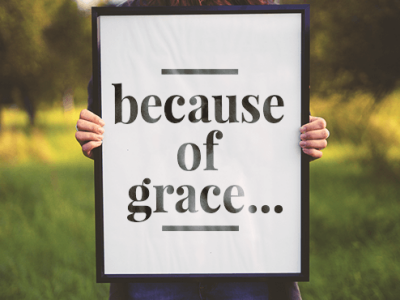 Because of Grace We Love Our Enemies